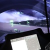 Simulateur d'avion de chasse