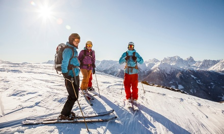 One-, Two-, or Three-Day Rental Package for Skis or Snowboard at Getboards Ride Shop (Up to 40% Off)