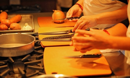 $27 for $50 Groupon — That Cooking School