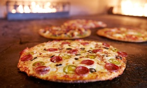 Pieology Pizzeria: Create-Your-Own Pizzas and Salads at Pieology Pizzeria (Up to 43% Off). Two Options Available.