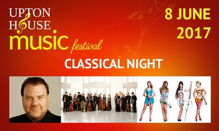 Upton House Music Festival – Classical Night, 8 June at Upton House & Country Park