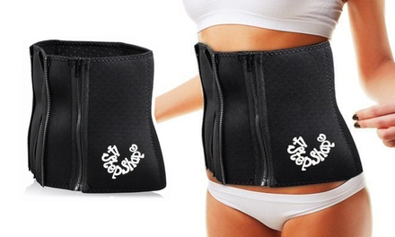 Four-Step Waist Slimming Belt - One ($17) or Two ($27)