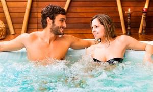 Kesky Spa, spa: Desde $289 por día de spa + circuito hídrico con opción a masajes para uno o dos en Spa Urbano Kesky