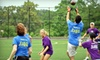 ZogSports TC - Summit - University: Coed Touch-Football Registration for an Individual or a Team of Up to 15 from ZogSports (Half Off)