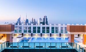 Sheraton Grand Hotel, Dubai: Up to Six Months Pool, Health Club and Spa Membership at Sheraton Grand Hotel (Up to 68% Off)