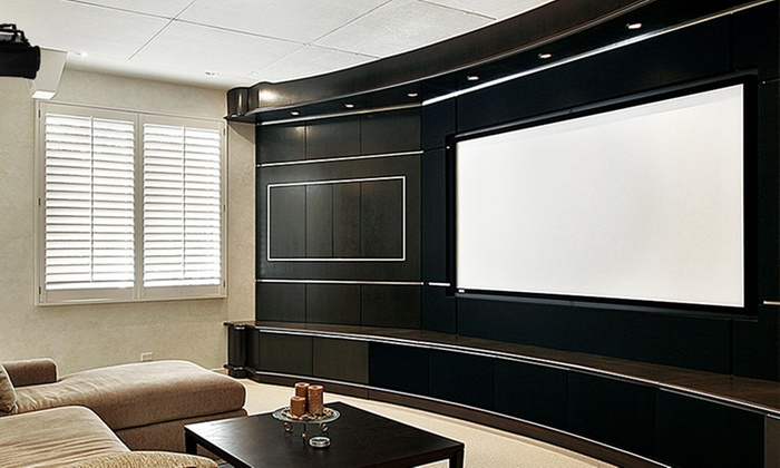 Home Theater Projector Packages