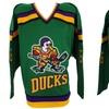 Emilio Estevez Autographed Gordon Bombay Mighty Ducks Hockey Jersey