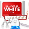 90% Off 3D Teeth-Whitening Kit from Hollywood White USA