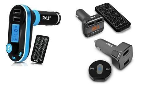 Smartphone Bluetooth FM Transmitter and Car Charger Kit a2bee6e2-ed63-11e6-8689-00259060b5da