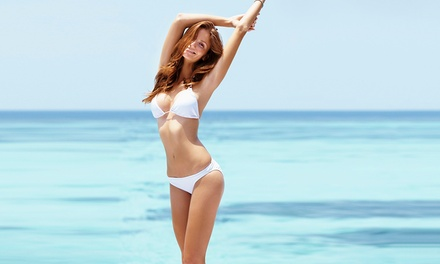 Six Laser Hair Removal Sessions on Small or Medium Area at Nuude Beauty Clinic (Up to 86% Off)