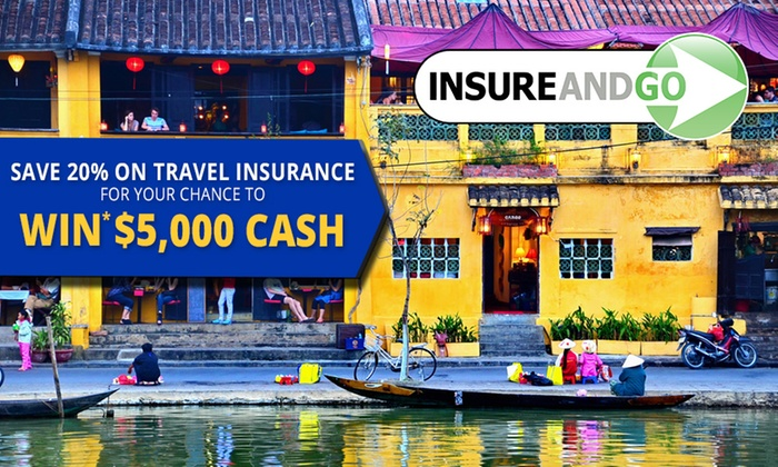INSUREANDGO: 20% Off Travel Insurance From InsureandGo - Travel With The Largest Assistance Network Globally
