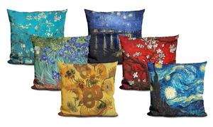 Vincent van Gogh Post-Impressionist Accent Pillows