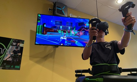 15- or 30-Minute Omni Virtual Reality Game Experience For One Person at Cola  VR Lounge (Up to 33% Off)
