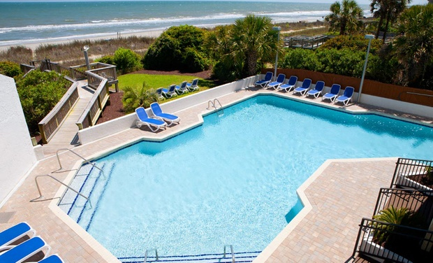 Dog Friendly Oceanfront Hotel In Myrtle Beach