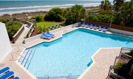 Stay at Ocean Park Resort in Myrtle Beach, SC, with Dates into June (Getaways Beach Vacations) photo