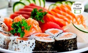 Sushi Villa Maria: Rodízio japonês para 1 ou 2 pessoas no Sushi Villa Maria