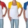 Ambiance Apparel Women's Bolero Shrug Cardigan