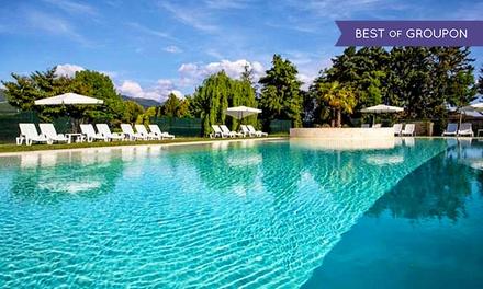 Massa Martana, Umbriaverde Resort & Spa: fino a 3 notti con colazione e ingresso al centro benessere per 2 persone