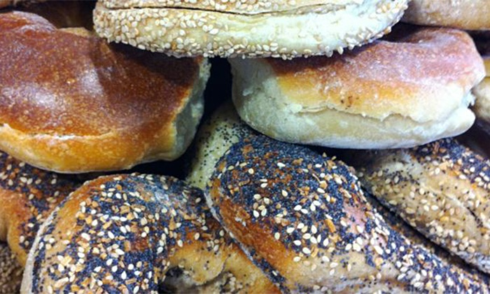 Hand Roll Montreal-Style Bagels with the Owners of Spread - Fitler Square: Learn the trade secrets and traditions of owners Larry and Mark as you craft their prized bagels from scratch