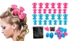 40-Piece Silicone Hair Curlers Set