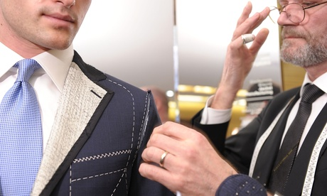 Custom-Made Men's Suits and Dress Shirts at Custom Men (Up to 39% Off). Eleven Options Available.