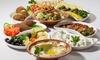 Spécialités libanaise, végétarienne et vegan pour 2