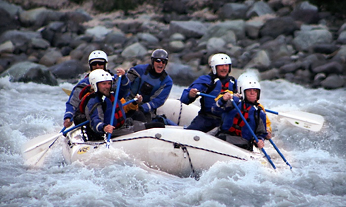 McCarthy River Tours & Outfitters - McCarthy: Half-Day Rafting Trip for Two, Four, or Six from McCarthy River Tours & Outfitters (Up to 61% Off)
