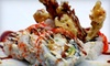 Zuma Sushi - North Druid Hills: Sushi, Sake, and Asian Entrees at Zuma Sushi & Sake Bar (Up to 60% Off). Two Options Available.