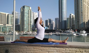 Do Yoga: One, Three or Five Private Yoga Classes at Home or Location Of Your Choice with Do Yoga (Up to 75% Off)