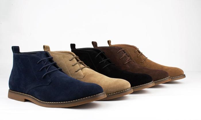 Miko Lotti Men's Desert Chukka Boots