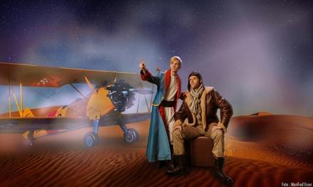 """2x """"Der kleine Prinz – das Musical"""" im Februar in Braunschweig, Magdeburg, Kiel und Mönchengladbach (bis zu 40% sparen)"""