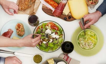 Four Nights of Prepared Meals for Two or Four People from Modern Palate (Up to 31% Off)