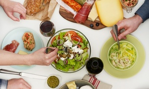 Modern Palate: Four Nights of Prepared Meals for Two or Four People from Modern Palate (Up to 31% Off)