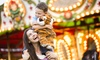 Midway of Fun - Midway of Fun: $15 for Unlimited Ride Wristband or 30 Ride Tickets at San Joaquin County Fair on June 14–18 ($30)