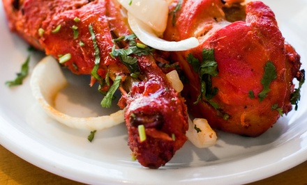 $15 for $30 Worth of Indian Cuisine and House-Brewed Beer at The Jaipur