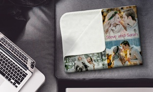 Up to 94% Off Personalized Picnic Blankets from CanvasOnSale