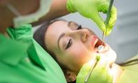 Kosmetische Zahnreinigung, optional inkl. Wimpernlifiting mit Färben, in der DentiWhite Lounge (bis zu 50% sparen*)