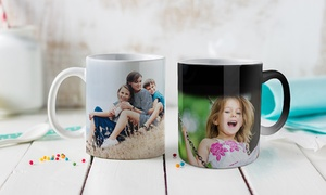 Up to 90% Off Photo-Print Mugs from Canvas on Sale at CanvasOnSale, plus 6.0% Cash Back from Ebates.