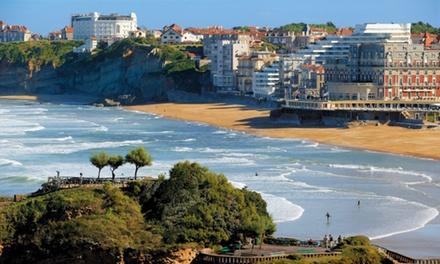 Biarritz: 1 a 3 noches para dos con opción a desayuno y acceso al thalasso Thalmar en el Hôtel Marbella
