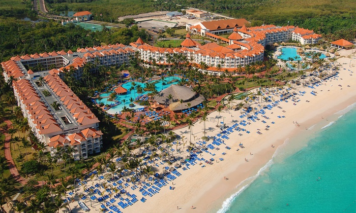 All-Inclusive Occidental Caribe Trip w/ Nonstop Air