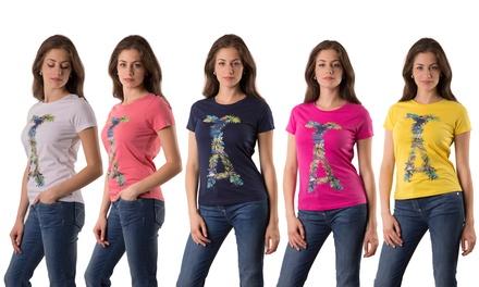 T-shirt da donna Trussardi Action