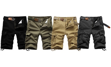 Shorts style Cargo de la collection Preston pour Homme