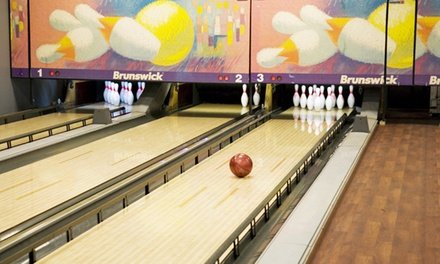 One Hour of Bowling on One Lane or Three or Six Private Lanes at Whirlyball (Up to 52% Off)