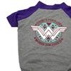 DC Comics Wonder Woman Logo Tee for Dogs