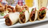 Tapas all-you-can-eat für 2 oder 4 Personen in der Andalucia Tapas Bar