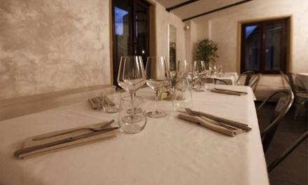 ⏰ Cena con vino, Circo Massimo