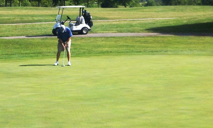 Duckers Lake Golf Resort - Frankfort: 18-Hole Round of Golf for Two or Four with Cart at Duckers Lake Golf Resort (Up to 57% Off)