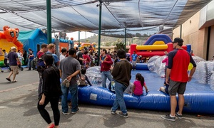 San Diego Kids Expo & Fair: $23 for Admission and Activities Package at the San Diego Kids Expo & Fair, October 17–18 ($41 Value)
