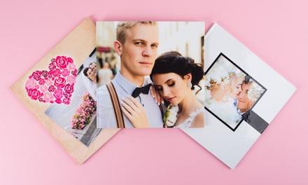 Fotolibri quadrati personalizzati a 5,99euro