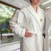 Luxury 100% Turkish Cotton Bathrobe